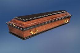Гроб Полированный Стандарт