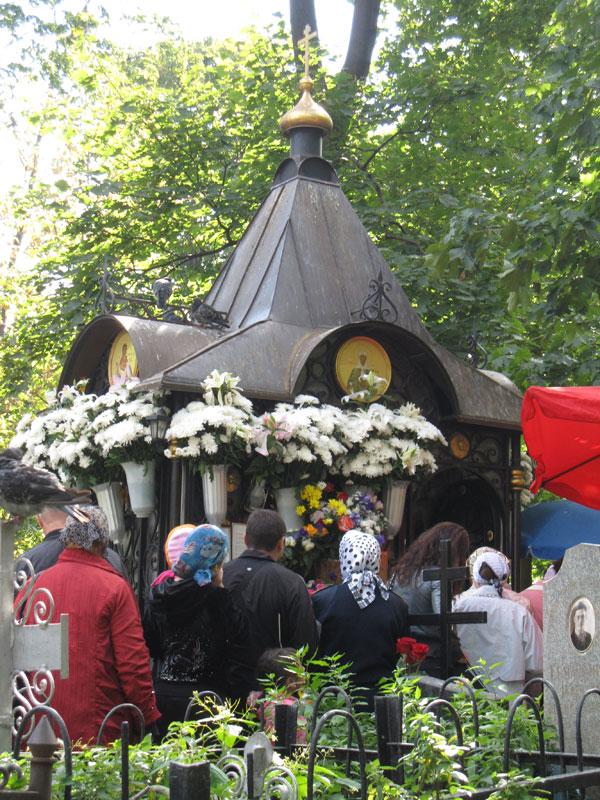 храм матроны в москве адрес