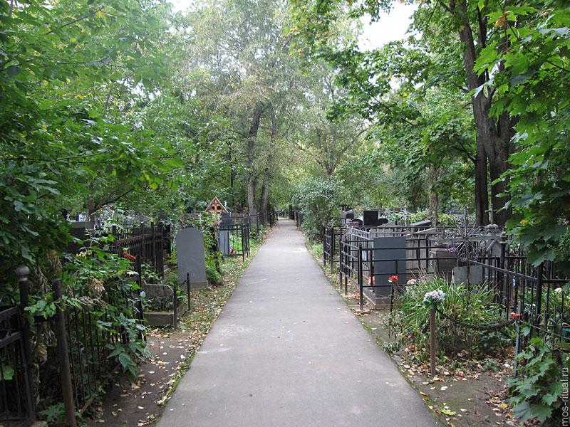 Калитниковское кладбище