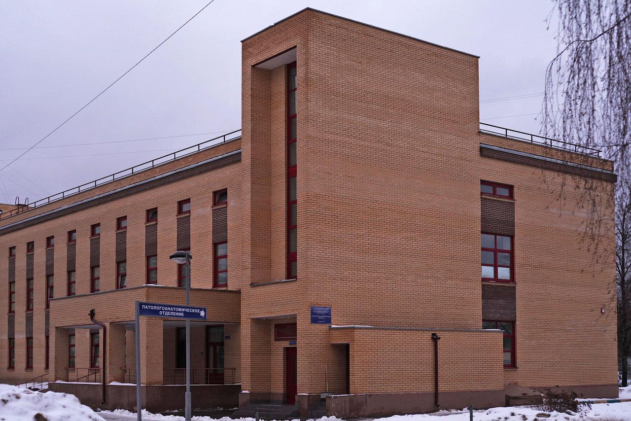Поликлиника курчатовского района