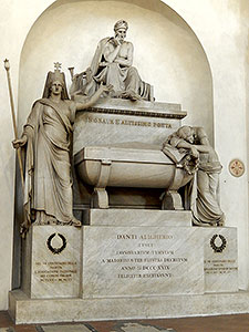 Кенотаф Данте Алигьери во Флоренции