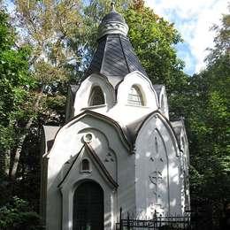 Часовня, Богородское кладбище