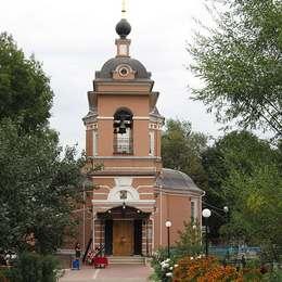 Храм, Черневское кладбище