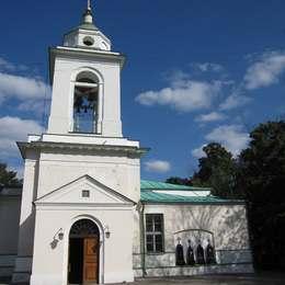 Храм, Даниловское кладбище