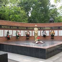 Памятник защитникам столицы, Даниловское кладбище