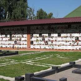 Колумбарий долгопрудненского кладбища