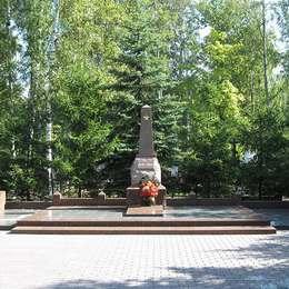 Братская могила, Долгопрудненское кладбище