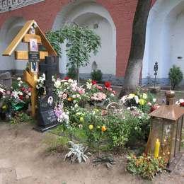Могила архимандрита Даниила (Сарычева)