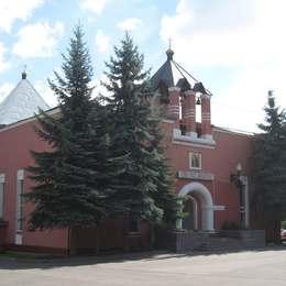 Первый Московский крематорий, Донское кладбище