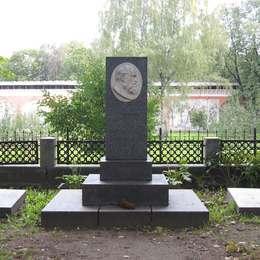 Могила Николая Жуковского