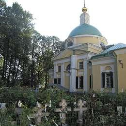 Храм, Ивановское кладбище