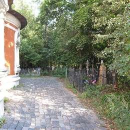 Измайловское кладбище
