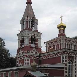 Храм святой великомученицы Параскевы Пятницы