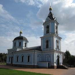 Храм, Капотненское кладбище