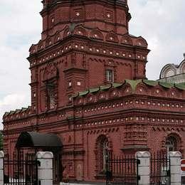 Храм, Кунцевское кладбище