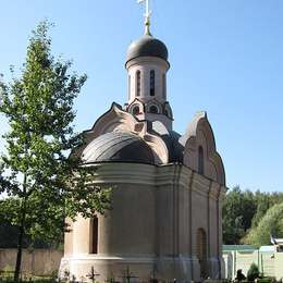 Храм, Лианозовское кладбище