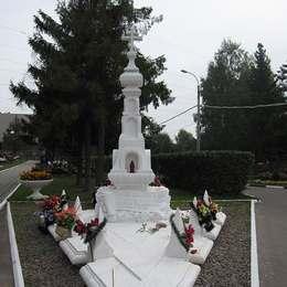 Памятник сотрудникам органов госбезопасности, Николо-Архангельское кладбище