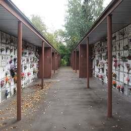 Колумбарий Николо-Архангельского кладбища