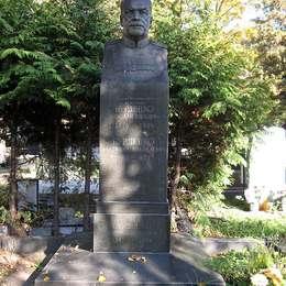 Могила Николая Бурденко