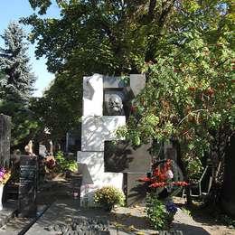 Могила Никиты Хрущева