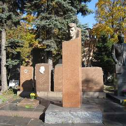 Могила Анастаса Микояна