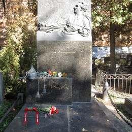 Могила Николая Островского