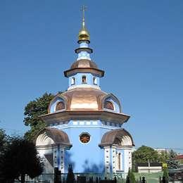 Храм, Останкинское кладбище