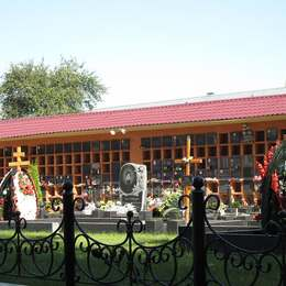 Колумбарий Останкинского кладбища