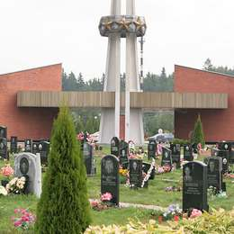 Военно-мемориальный некрополь, Перепечинское кладбище