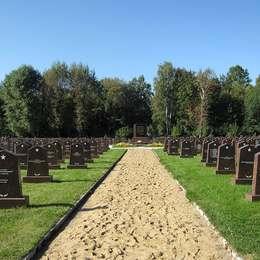 Воинские захоронения, Преображенское кладбище
