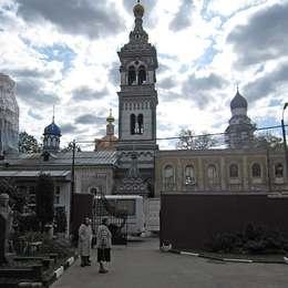 Храм, Рогожское кладбище