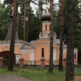 Храм, Рублевское кладбище