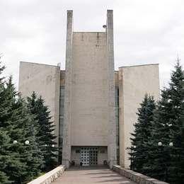 Ритуальный зал, Троекуровское кладбище