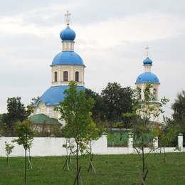 Храм, Ясеневское кладбище